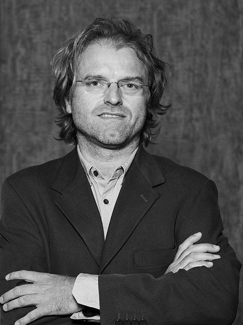 Portrait DI Dr. Robert Wimmer